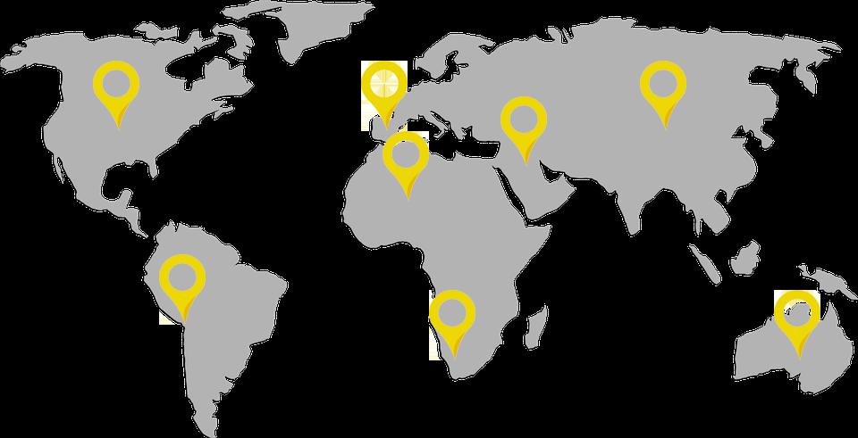 red comercial de Industrias David