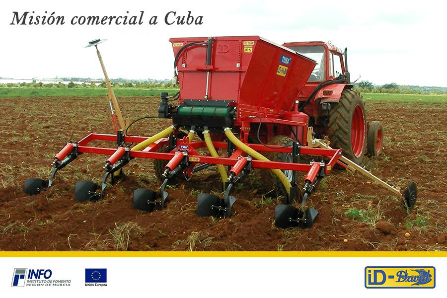 Misión comercial a Cuba