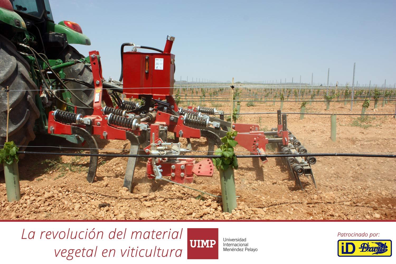 Industrias David en el curso sobre la Revolución del material vegetal en la viticultura