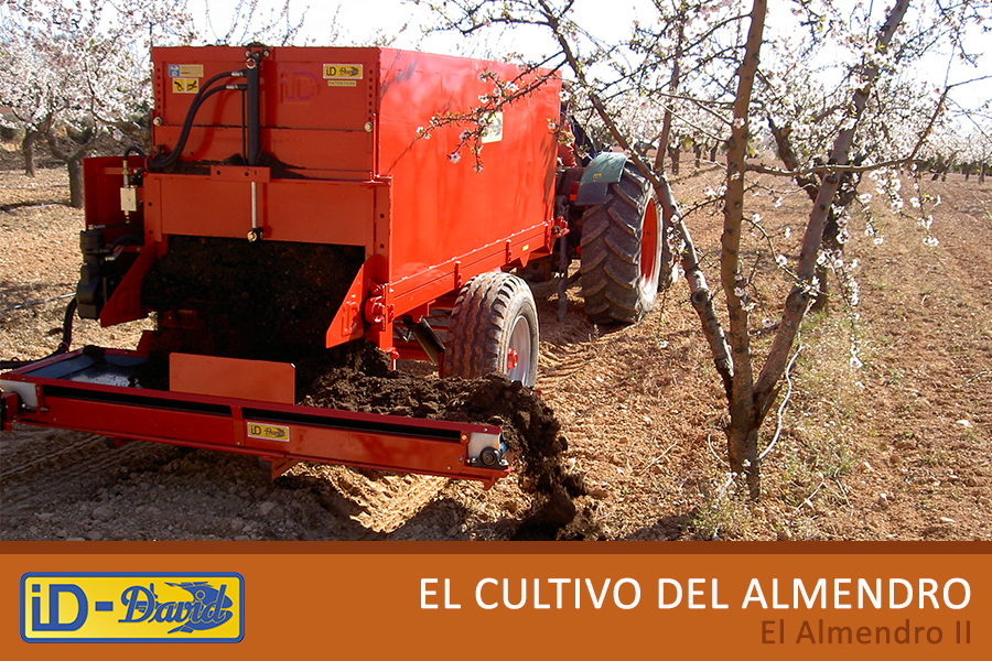 """Industrias David colabora en la publicación de """"El Cultivo del Almendro"""""""