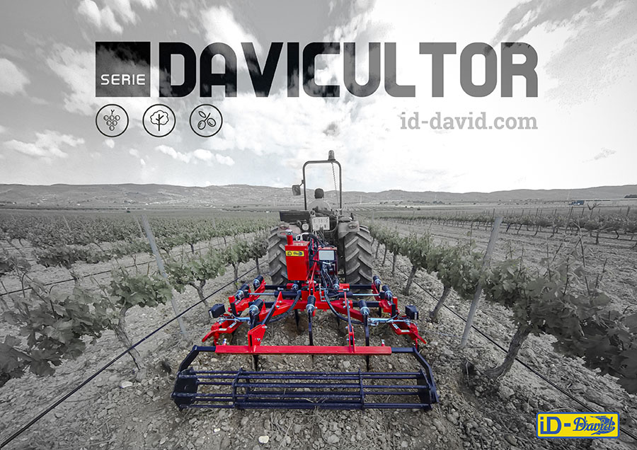 Serie DAVICULTOR by Industrias David