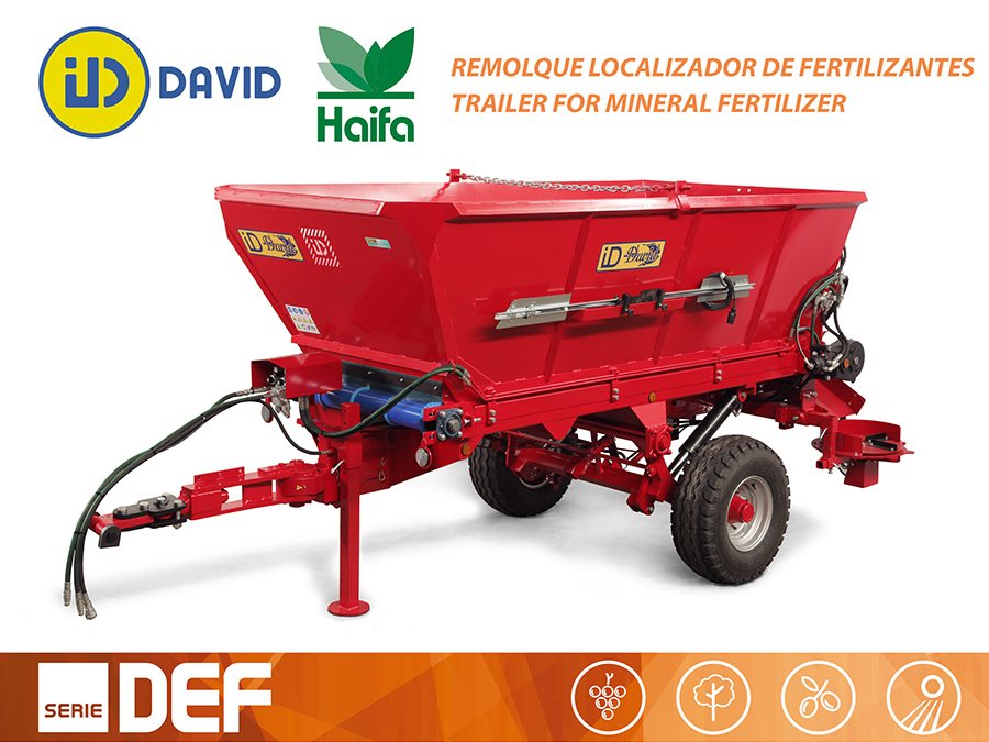 Acuerdo internacional con Haifa Group